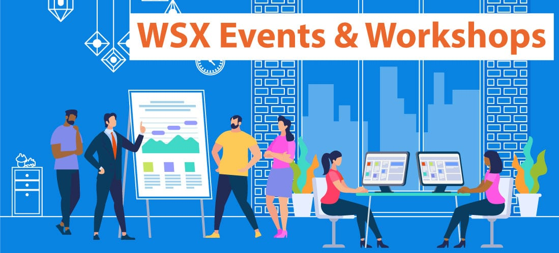 WSX Enterprise Events & Workshops
